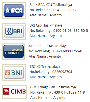 daftar-rekening-aryanto